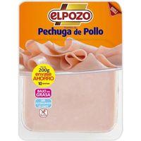 Pechuga de pollo ELPOZO, bandeja 225 g