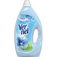 Suavizante azul VERNEL, garrafa 174 dosis