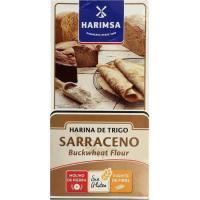 Harina de trigo sarraceno ecológico HARIMSA, caja 400 g