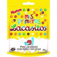 Grageas de chocolate mini LACASITOS, doypack 150 g