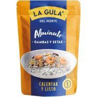 Alminuto gula gambas y setas LA GULA DEL NORTE, sobre 135 g