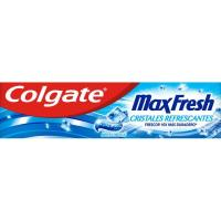 Dentífrico COLGATE Max Fresh, tubo 75 ml