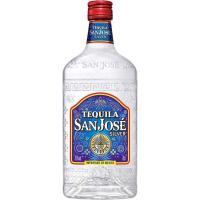 Tequila Silver SAN JOSE, botella 70 cl
