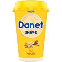 Batido de vainilla DANET, vaso 211ml