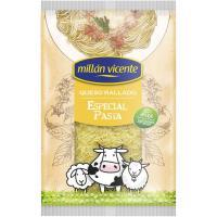 Queso rallado para pasta MILLAN VICENTE, bolsa 150 g