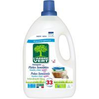 Detergente líquido piel sensible L'AVERT, garrafa 33 dosis