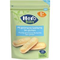 Primera galleta sin gluten HERO, bolsa 150 g