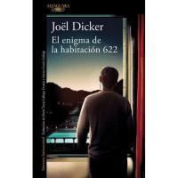 El enigma de la habitación 622, Joël Dicker, Ficción