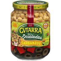 Tus ensaladas de garbanzo GVTARRA, frasco 475 g