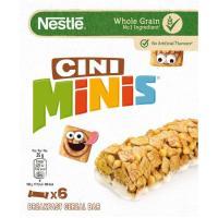Barritas de cereales Cini Minis NESTLÉ, caja 150 g