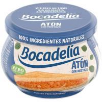 Bocadelia de atún-mostaza para LA PIARA, frasco 180 g