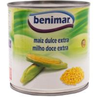 Maíz dulce BENIMAR, lata 285 g