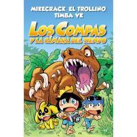 Los Compas y la cámara del tiempo, Mikecrack / El Trollino / Timba VK, Infantil