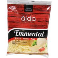 Queso rallado ALDA, bolsa 100 g