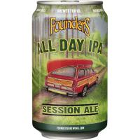 Cerveza All Day Ipa FOUNDERS, lata 35,5 cl