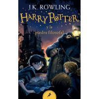 Harry Potter y la piedra filosofal, J.K. Rowling, Juvenil