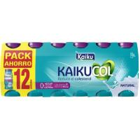 Reductor colesterol zero natural KAIKUCOL, pack 12x65 ml