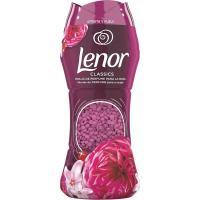 Perlas perfumadas para ropa rubí-jazmín LENOR, botella 210 g
