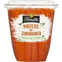 Palitos de zanahoria FLORETTE, bandeja 165 g