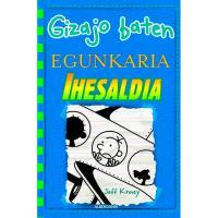 Greg 12: Ihesaldia, Jeff Kinney, Infantil
