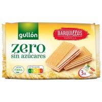 Galleta Wafer de vainilla GULLÓN Diet Nature, paquete 180 g