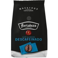 Café en grano descafeinado FORTALEZA, paquete 500 g