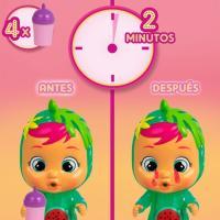 Bebés Casita Tutti Frutti, edad rec: +3 años BEBÉS LLORONES LÁGRIMAS MÁGICAS, 1 ud