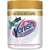 Quitamanchas ropa blanca VANISH Oxi Advance, bote 800 ml