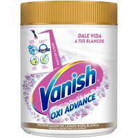 Quitamanchas ropa blanca VANISH Oxi Advance, bote 800 ml