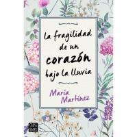 La fragilidad de un corazón bajo la lluvia, Maria Martínez, Juvenil
