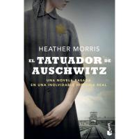 El tatuador de Auschwitz, Heather Morris, Bolsillo
