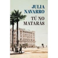 Tú no matarás, Julia Navarro, Bolsillo
