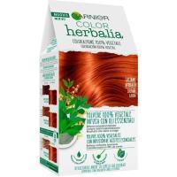 Coloración vegetal castaño caoba HERBALIA, caja 1 ud