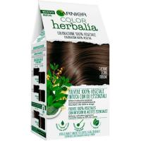 Coloración vegetal moreno HERBALIA, caja 1 ud
