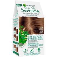 Coloración vegetal castaño chocolate HERBALIA, caja 1 ud