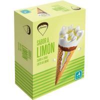 Cono de limón AMARE, pack 4x120 ml