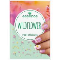 Stickers para uñas wildflower ESSENCE, pack 1 ud.