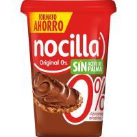 Crema de cacao 0% original NOCILLA, bote 550 g