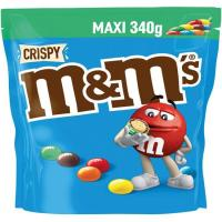 Crispy M&M'S, bolsa 340 g