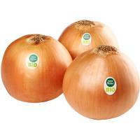 Cebolla ecológica EROSKI Natur BIO, al peso, compra mínima 1 kg