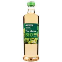 Vinagre de vino biológico EROSKI, botella 500 ml