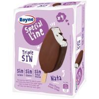 Bombón de nata s/ lactosa s/ azúcar s/ gluten ROYNE, caja 324 g