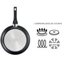 Sartén de aluminio Unlimited, apto para todo tipo de cocinas TEFAL, Ø20 cm