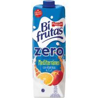 Bifrutas zero mediterráneo PASCUAL, brik 1 litro