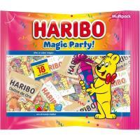 Gominolas magic party HARIBO, bolsa 450 g