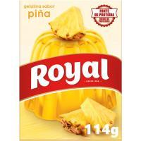 Gelatina de piña ROYAL, caja 112 g