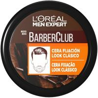 Cera fijación barba look clasic L`OREAL Men Expert, tarro 75 ml