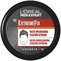 Pasta moldeadora extreme fix L`OREAL Men Expert, tarro 75 ml