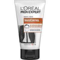 Gel fijación invisicontrol L`OREAL Men Expert, tubo 150 ml