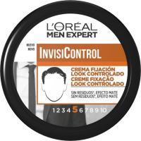Crema fijación invisicontrol L`OREAL Men Expert, tarro 150 ml